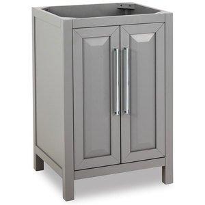 Small Bathroom Vanities 24 Bathroom Vanity In Grey Jeffrey Alexander Van100 24