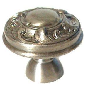 """LB Brass Fancy Knob ( 1.75"""" ) in Polished Brass"""