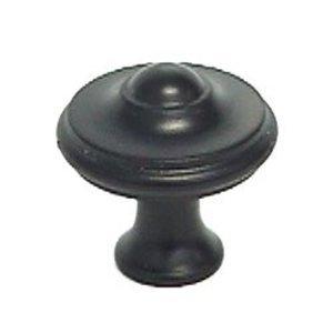 "LB Brass Cabinet Knob ( 1"" ) in Matte Bronze"