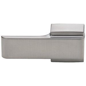 Liberty Hardware Flush Lever in Stainless Steel