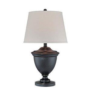 "Lite Source 29 1/2"" Tall Table Lamp in Dark Bronze"