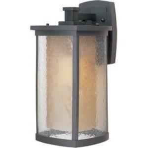 Maxim Lighting Bungalow LED 1-Light Wall Lantern in Bronze