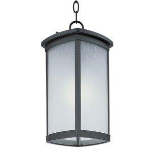 Maxim Lighting Terrace EE 1-Light Outdoor Hanging Lantern in Bronze