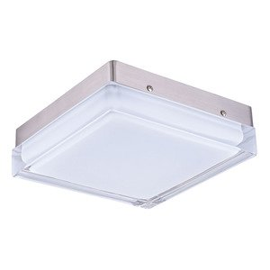 Maxim Lighting - Illuminaire LED Flush Mount in Satin Nickel