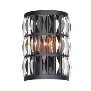 Maxim Lighting 2-Light Wall Sconce in Black