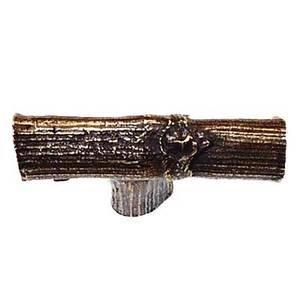 Modern Objects Sea Grape Knob in Antique Brass