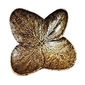 Modern Objects Pee Gee Knob in Antique Brass