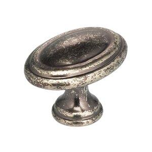 "Omnia Industries 1 9/16"" Cabinet Knob Vintage Iron"