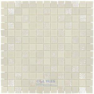 Onix Mosaico Glass Tiles Upsala Beige