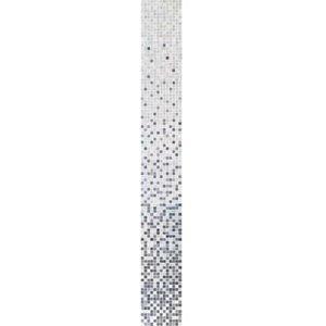 Onix Mosaico Glass Tiles Markinga White Shading Blend