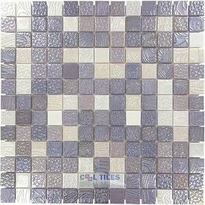 Onix Mosaico Glass Tiles Atlantico