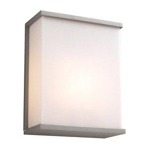 PLC Lighting Exterior Light in Silver