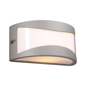 PLC Lighting Exterior Light in Silver