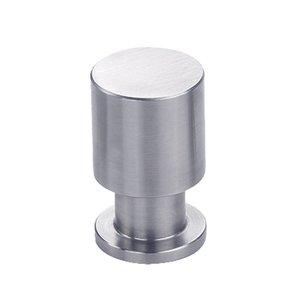 "Acorn MFG 3/4"" Baudrillard Knob in Stainless Steel"