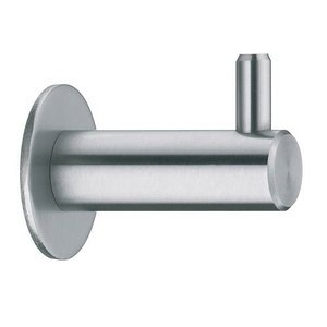 Schwinn Hardware Hook in Brushed Stainless Steel