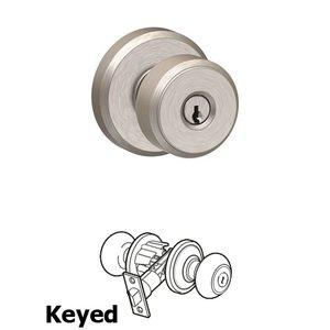 Greyson - F Series - Bowery With Greyson Rose Keyed Door Knob in ...