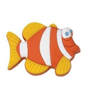 Siro Designs 44mm Rubber Flex Knob in Clown Fish