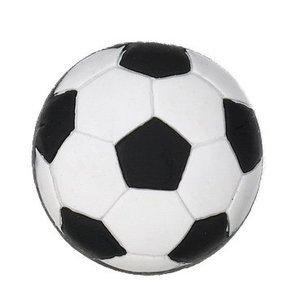 Siro Designs 44mm Rubber Flex Knob in Soccer Ball