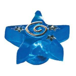 Siro Designs Star Knob in Blue