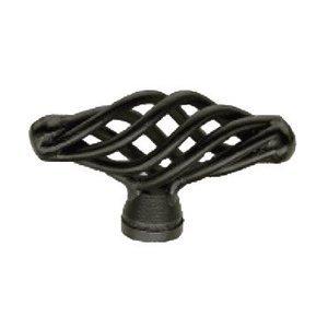 Siro Designs Small Knob Matte Black