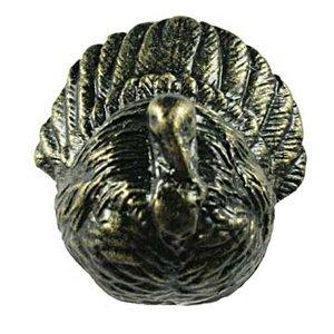 Sierra Lifestyles Turkey Knob in Bronzed Black