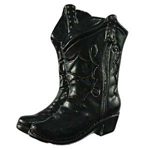 Sierra Lifestyles Boots Knob Left in Black