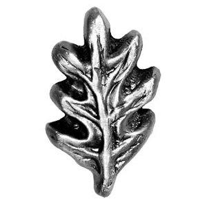 Sierra Lifestyles Oak Leaf Knob in Pewter