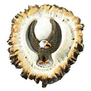 Sierra Lifestyles Deer Burr Knob Eagle Front