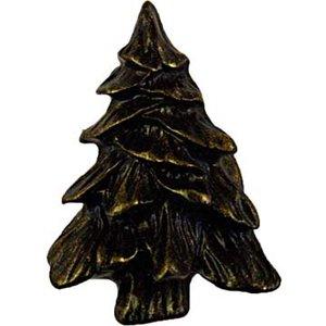 Sierra Lifestyles Tree Knob in Bronzed Black
