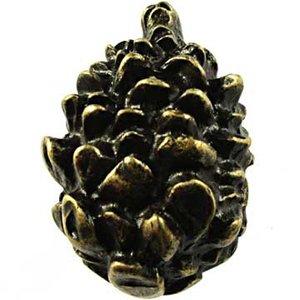 Sierra Lifestyles Pinecone Knob in Bronzed Black