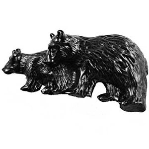 Sierra Lifestyles Bear Pull in Black
