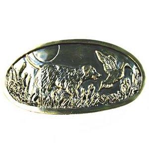 Sierra Lifestyles Dog Pull in Antique Brass