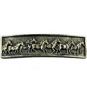 Sierra Lifestyles Running Horse Pull in Bronzed Black