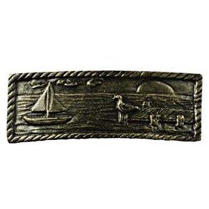 Sierra Lifestyles Sail Boat Scene in Bronzed Black