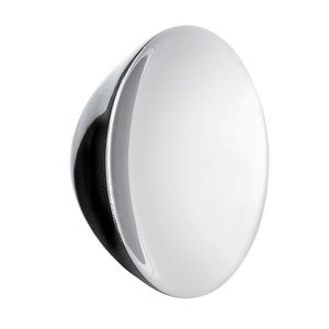 "SMEDBO 1 1/4"" Diameter Knob in Polished Chrome"