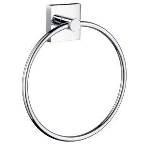 SMEDBO Towel Ring Polished Chrome