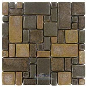 Stellar Tile Ceramic Mosaic Tile in Cimmaron