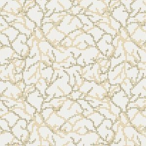 """Vicenza Mosaico Glass Tiles 3/4"""" Glass Designer Wallpaper In Fiorente # 1"""