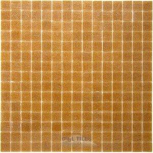 "Vicenza Mosaico Glass Tiles 3/4"" Glass Film-Faced Sheets in Lipari"