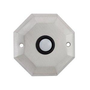 Vicenza Hardware Octagonal Reflection Design in Satin Nickel