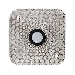 Vicenza Hardware Dots Design in Satin Nickel