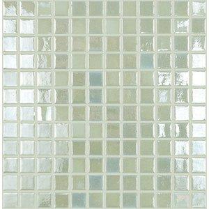 Vidrepur Mesh Backed Sheet in Fire Glass 4 White
