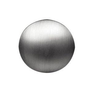 "Zen Designs 5/16"" (8mm) Centers Dome Pull in Antique Nickel"