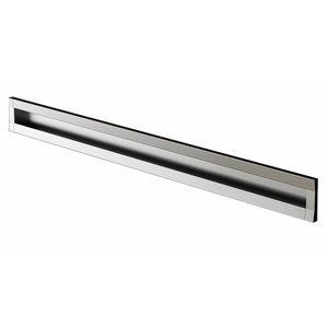 "Zen Designs Recessed Pull 11 1/4"" in Stainless Steel"
