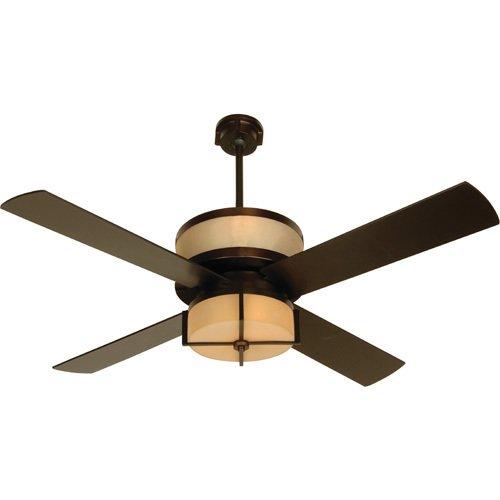 Midoro ceiling fan 56 ceiling fan in oiled bronze with blades and craftmade 56 midoro ceiling fan in oiled bronze with blades and integrated light aloadofball Gallery