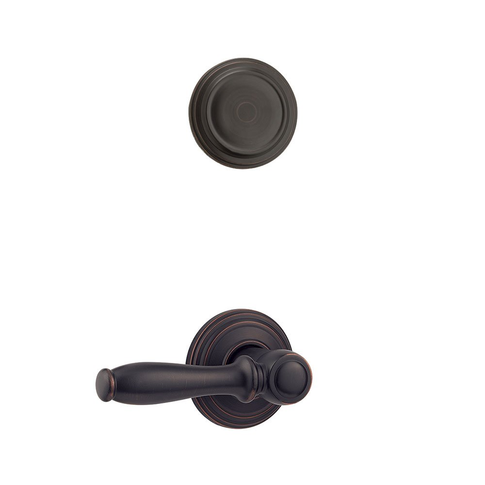 Kwikset Signature Series - Shelburne Dummy Handleset with Ashfield ...
