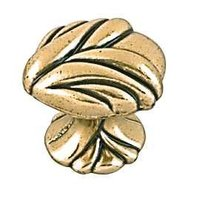 "Amerock - Expression - 1 3/8"" Regency Brass Knob"