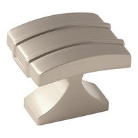 "Amerock - Davenport - 1 1/2"" Knob in Satin Nickel"