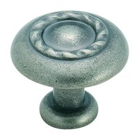 Amerock - Inspirations - Weathered Nickel Knob 1 1/4""