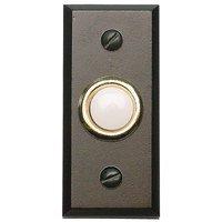 Atlas Homewares - Doorbell - Button Door Bell in Oil Rubbed Bronze
